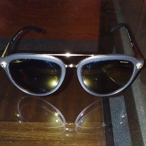 Versace Aviator sunglasses unisex